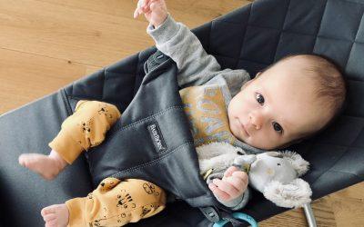 Lehátko alebo hojdačka pre bábätko