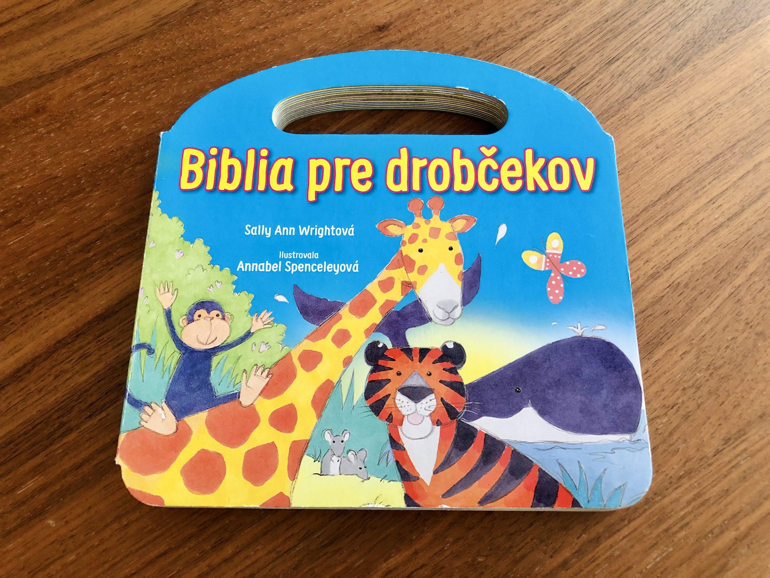 biblia pre drobcekov