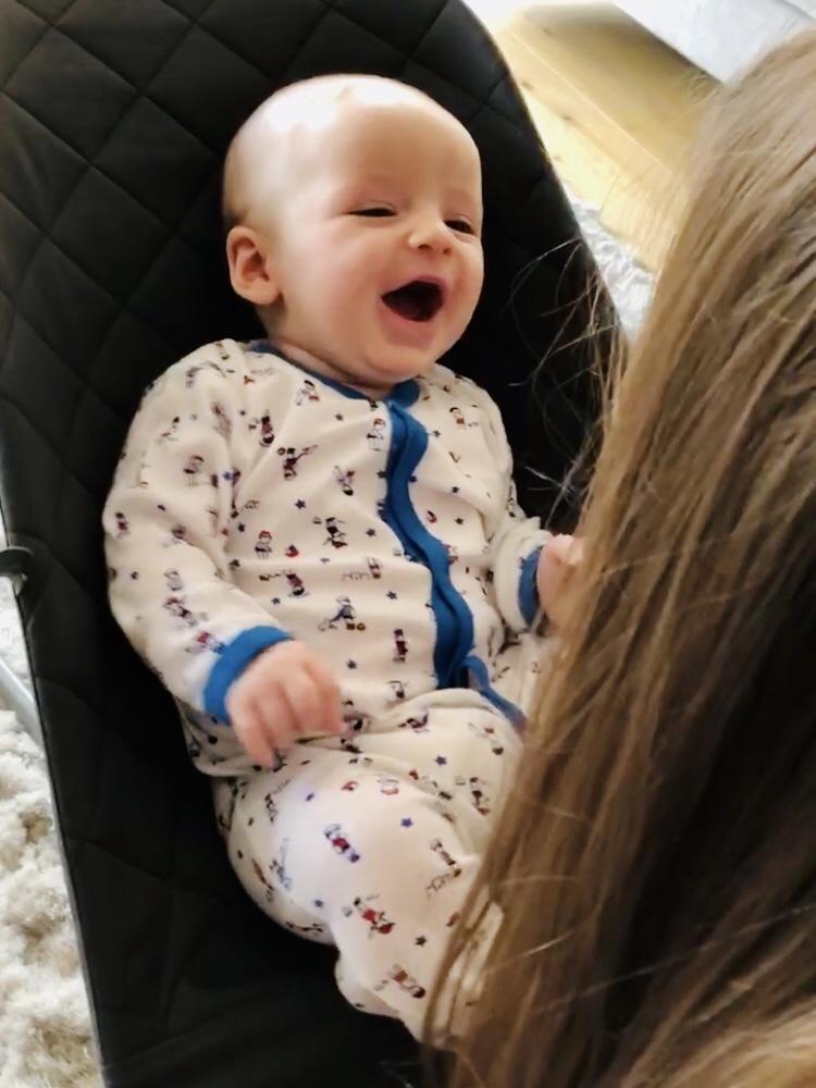 babybjorn lehatko hojdacka pre babatko