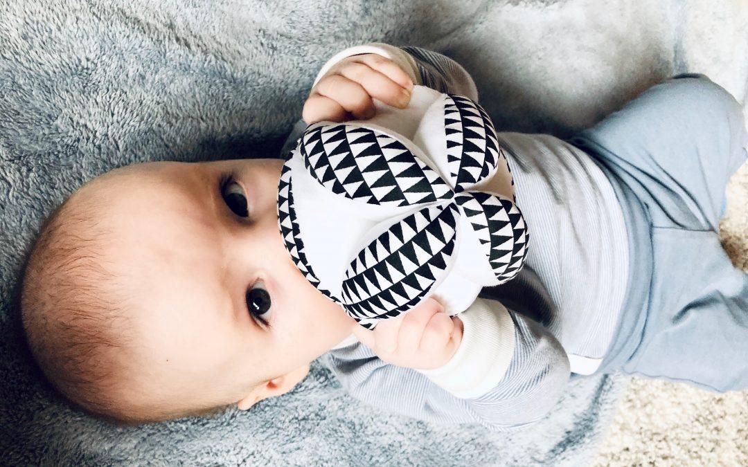 Prvé hračky pre bábätko