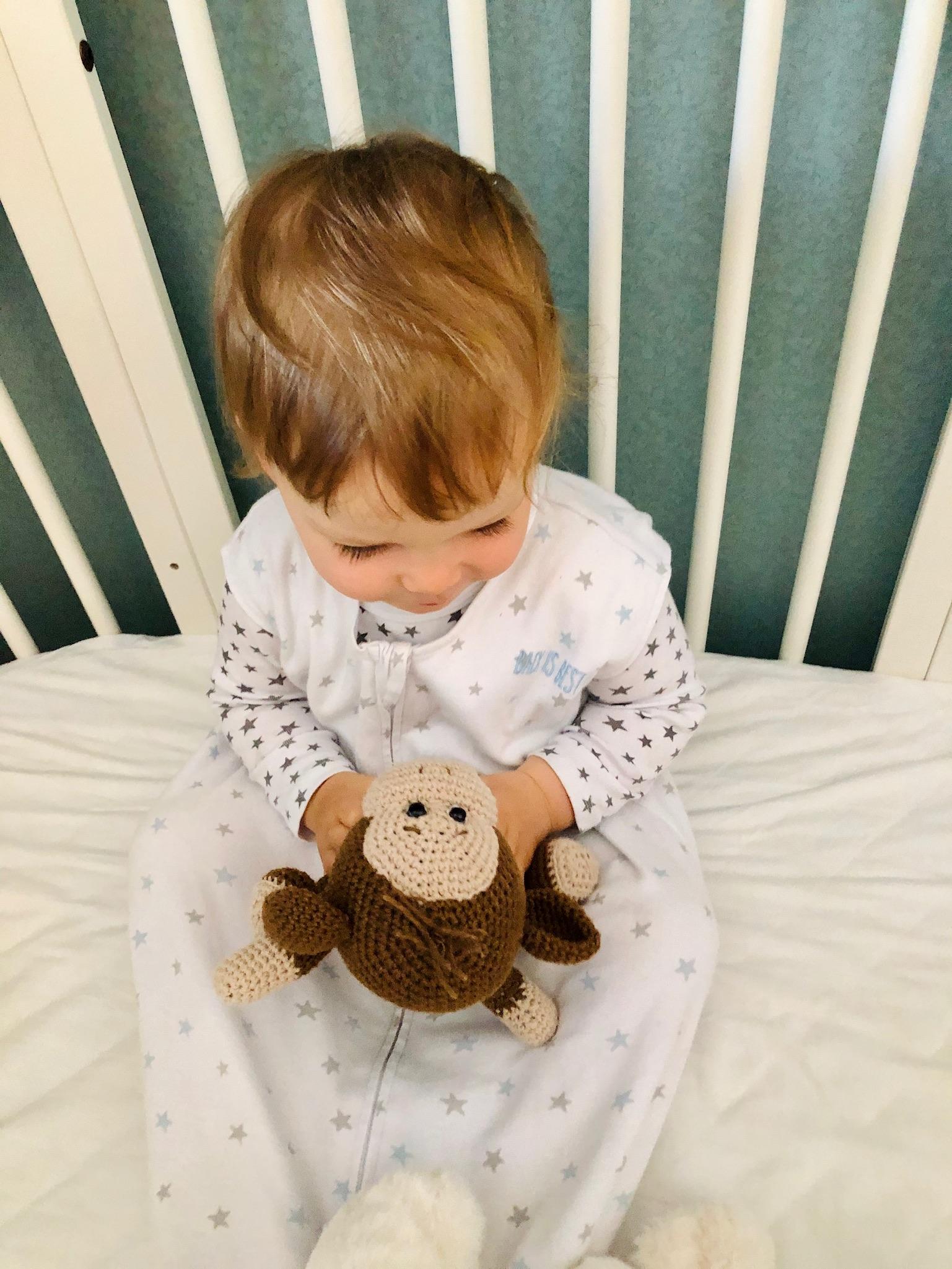 plysova opica