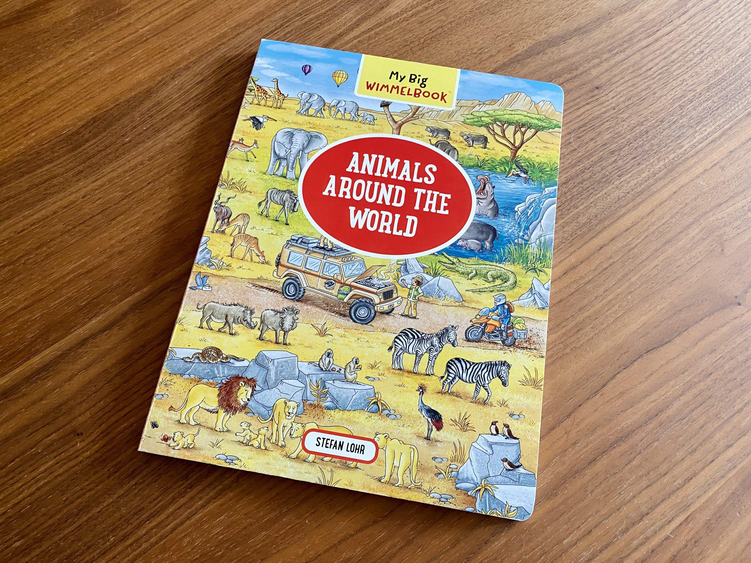 Veľká knižka - Zvieratá pre malých rozprávačov