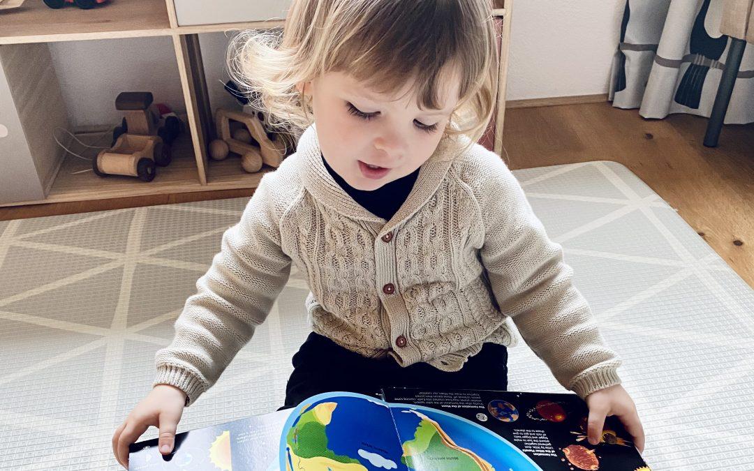 Tipy na knihy pre deti od 2 rokov